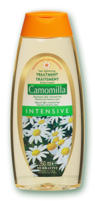 Chamomile Hair Lightener