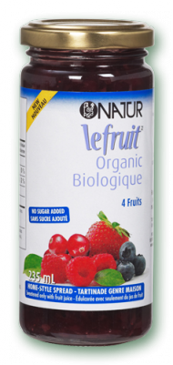 Natur® Le Fruit Organic Spread