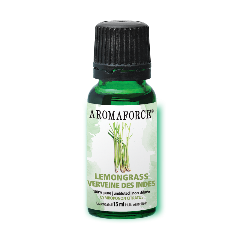 Aromaforce® Verveine des Indes (Cymbopogon citratus)