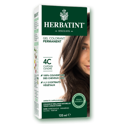 Herbatint 4C Chatain Cendré
