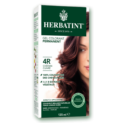 Herbatint 4R Chatain Cuivre