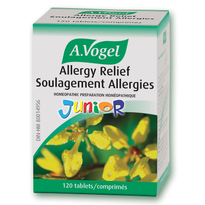 A.Vogel Soulagement Allergies Junior