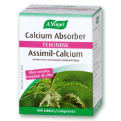 Calcium absorber Prevents calcium deficiency