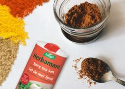 Spicy Turmeric BBQ Rub