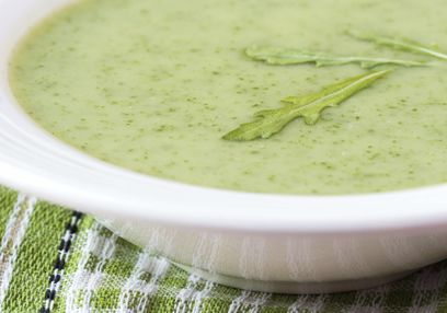 Avocado & Courgette Soup