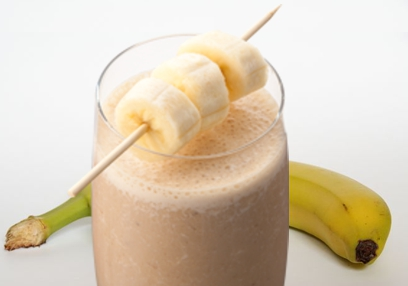 Smoothie Bambu-banane passion