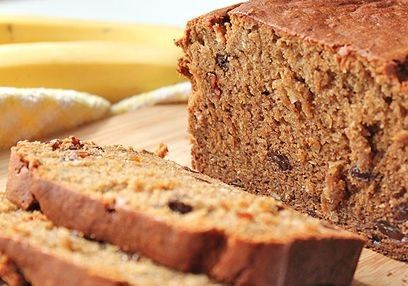 Banana & Raisin Tea Bread