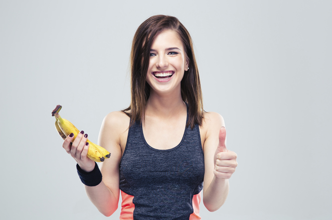 Bananas and sporting performance