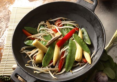 Vegetarian Chinese Stir Fry