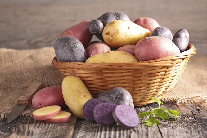 Comment cuisiner avec la pomme de terre - Comment cuisiner des pommes de terre ...