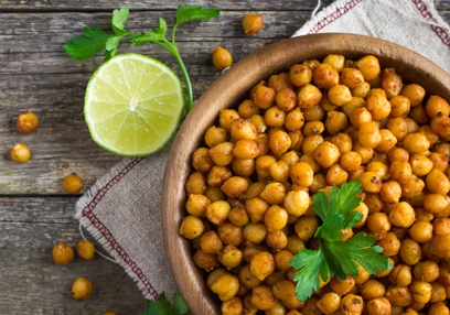 Crispy Chickpeas Recipe