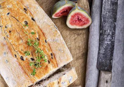 Fruit Bread with Figs