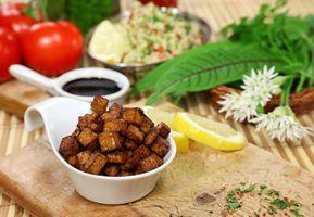 Comment cuisiner avec le tofu - Cuisiner le tofu ferme ...