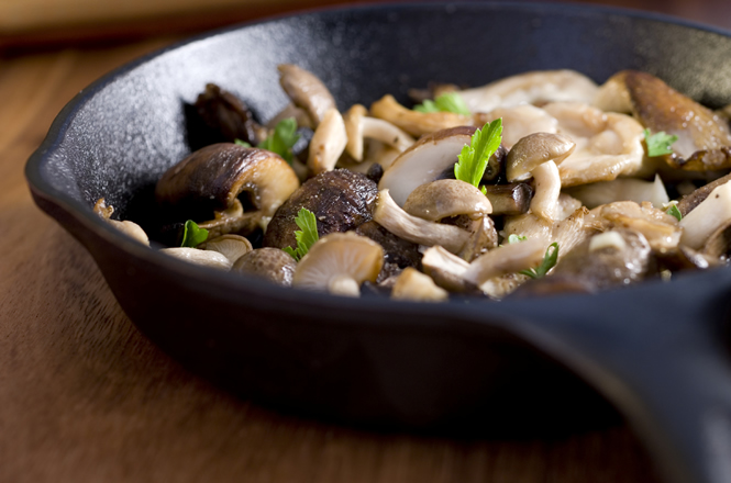 Comment cuisiner avec les champignons - Comment cuisiner les champignons ...