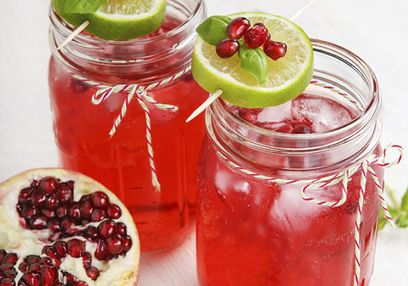 Pomegranate Perfection