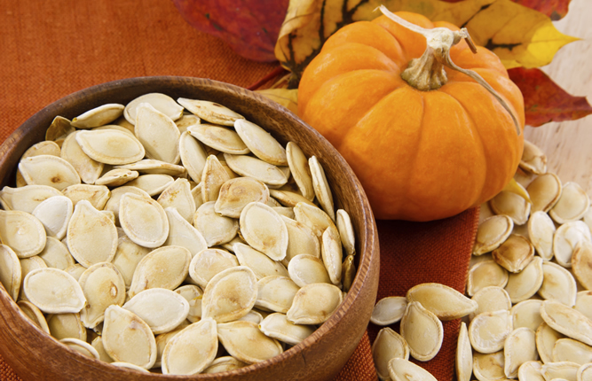 Pumpking seeds