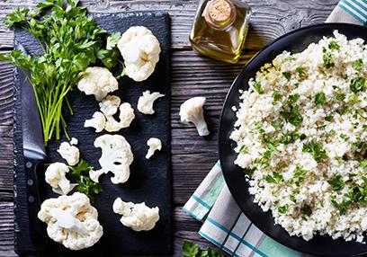 Vegan Attitude - Page 4 Roasted-cauliflower-rice