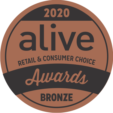 Alive Award Consumers Choice - Bronze medal