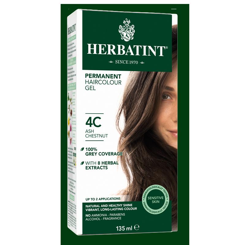 Herbatint C Ash Series - Permanent Hair Color. No ammonia
