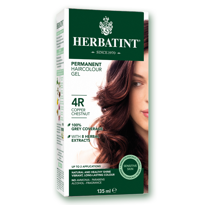 Herbatint 4R Copper Chestnut
