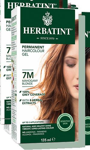 Herbatint 4M Permanent Hair Color Mahogany Chestnut No ammonia