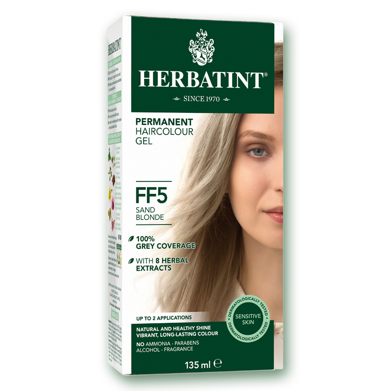Herbatint Flash Fashion Sand Blonde