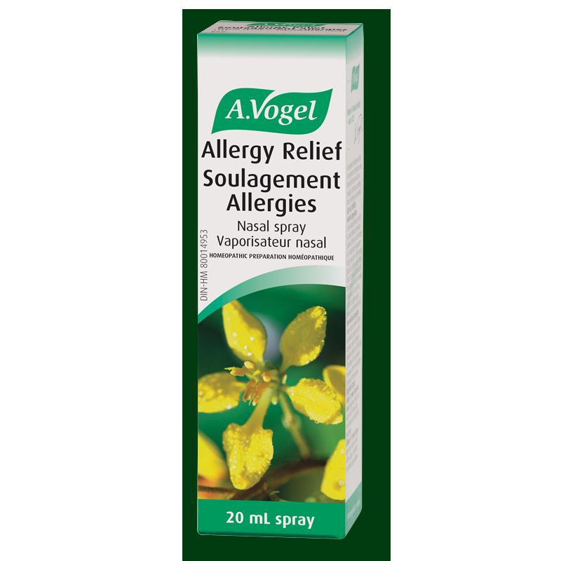 A.Vogel Allergy Relief Spray - Allergic rhinitis treatment
