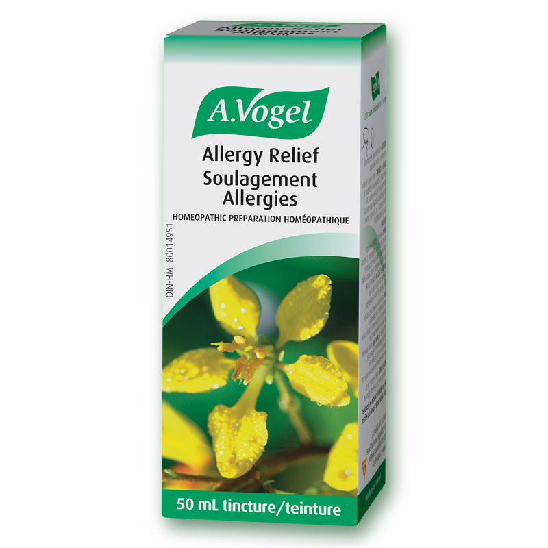 A Vogel Allergy Relief Liquid