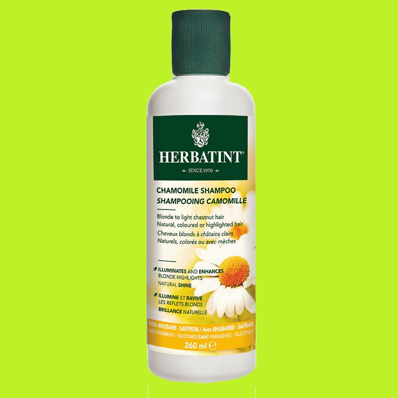 Herbatint chamomile hair lightener