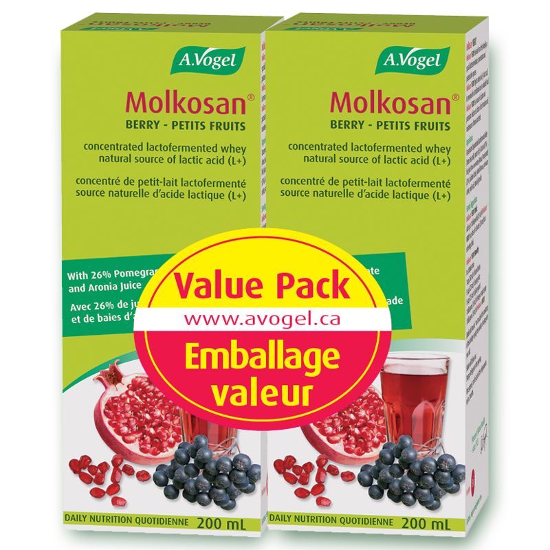 A.Vogel Molkosan® Berry Duo
