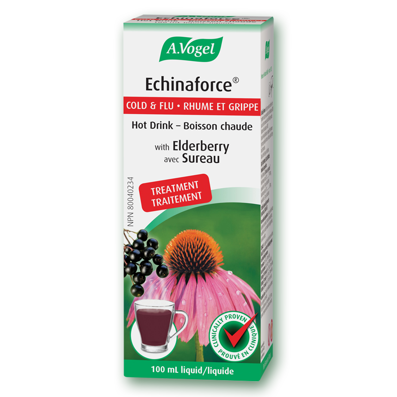 A.Vogel Echinaforce® Extra Hot drink
