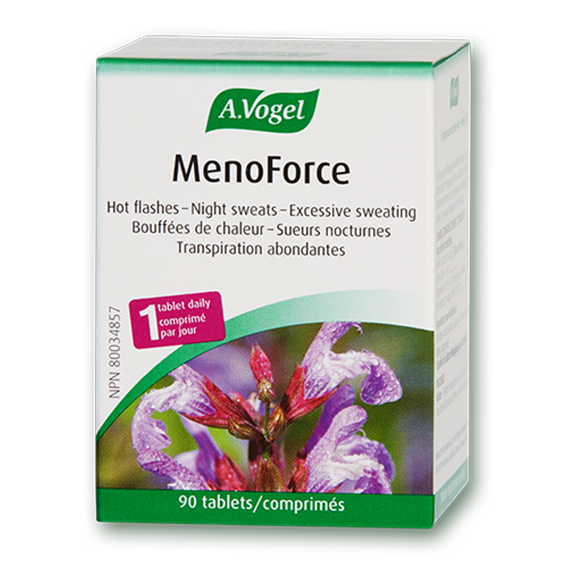 A Vogel Menopause Natural Remedy For Hot Flashes