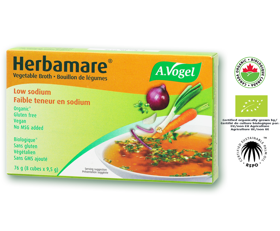 Herbamare® low sodium vegetable broth