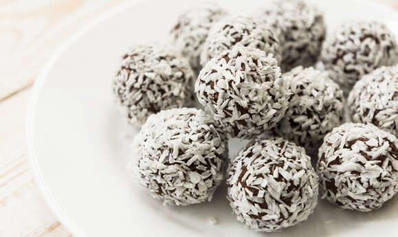 Chocolate Orange Energy Balls