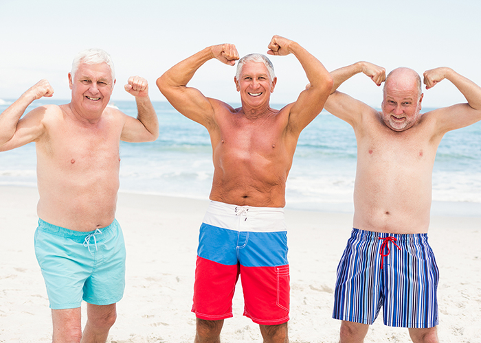 10 healthy habits for every man over 50