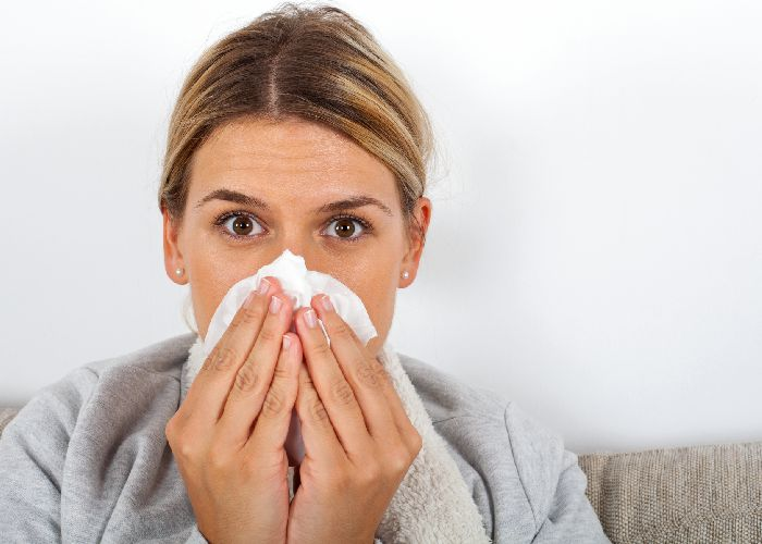 6 signs you have a weakened immune system