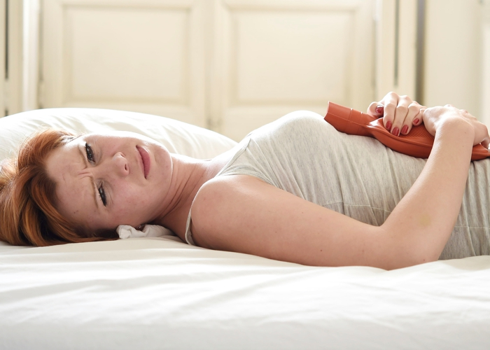 Are periods more painful during perimenopause?