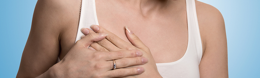 9 Reasons why you may be suffering from breast pain